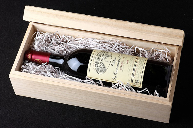 ワイン用木箱